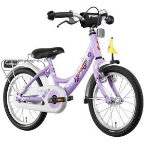 "Puky ZL 16-1 Alu Bicycle 16"" Kids flieder"